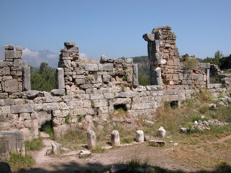 Phaselis Theatre