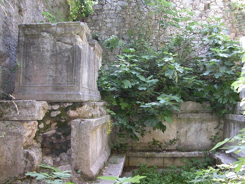 Lykiarkh's Monumental Tomb