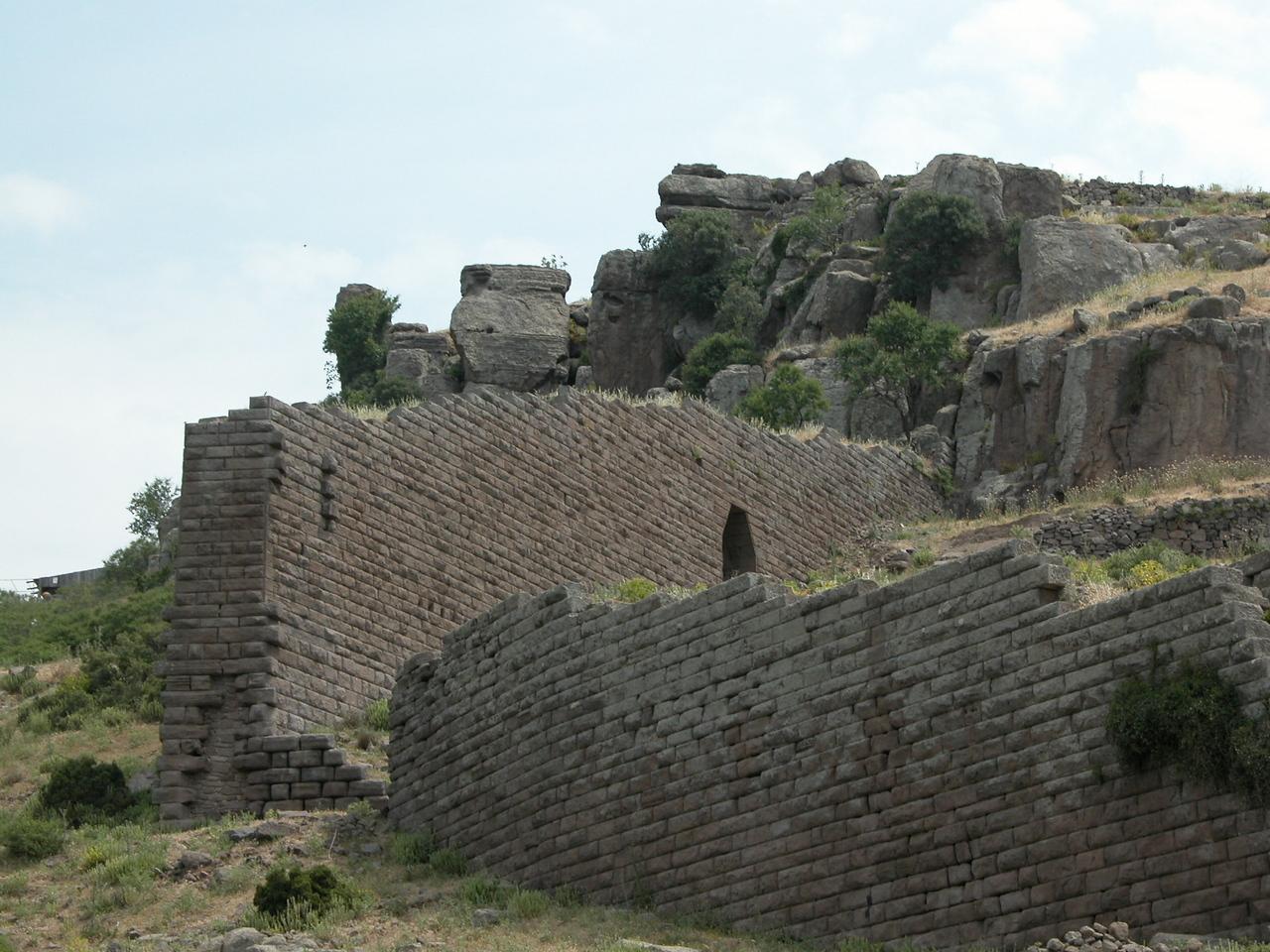 Hellenistic Walls