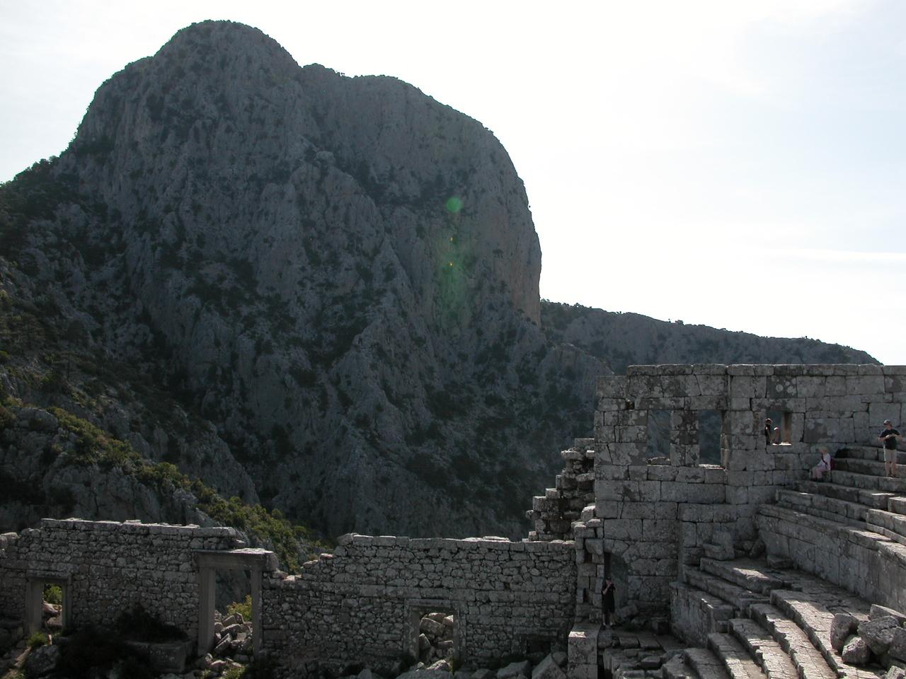 Termessus Theatre