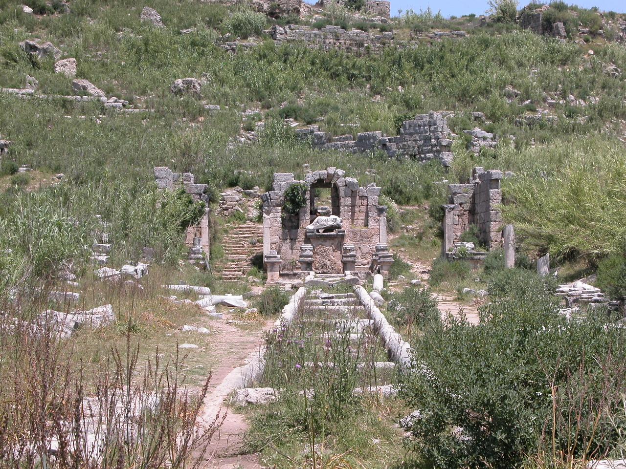 Monumental Nymphaeum