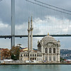 Mosque on the Bosphorus