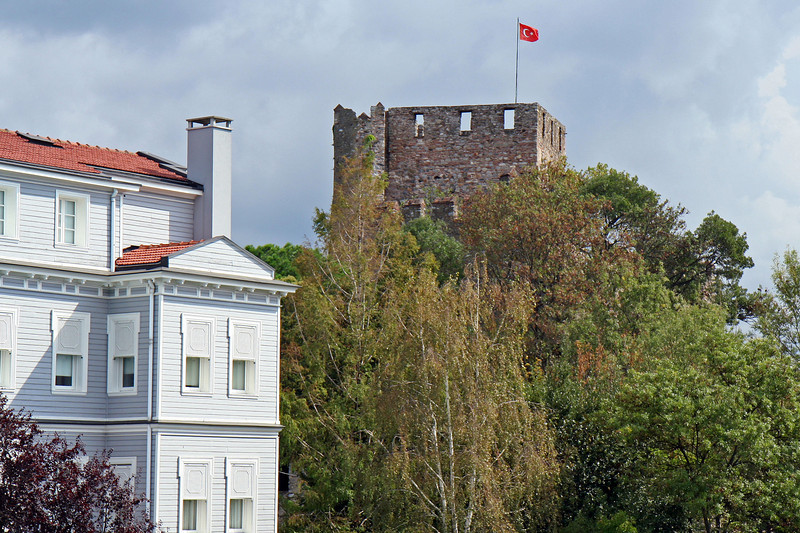 Medieval Castle on the Bosphorus