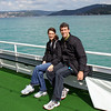 Touring the Bosphorus