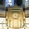 Islamic Alter in the Hagia Sophia