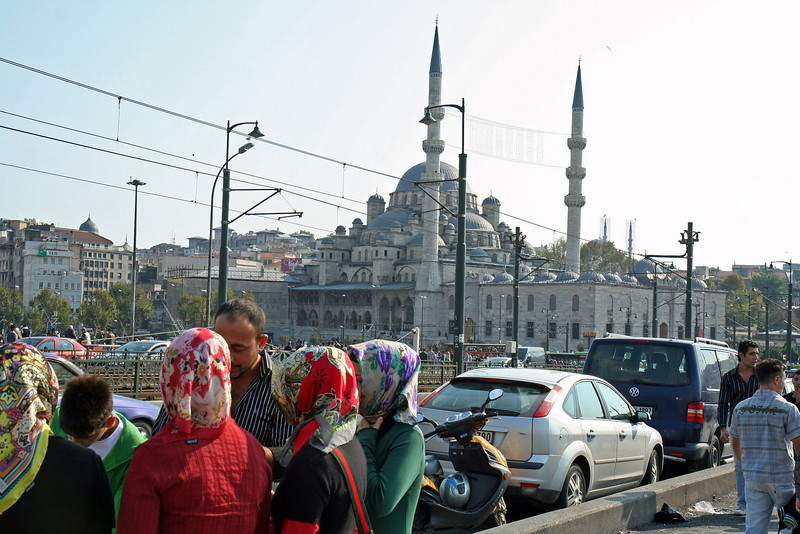The New Mosque (Yeni Camii)