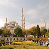 We left Bodrum and headed for Istanbul.  This is the Blue Mosque.