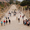 The first is Ephesus, once the commercial center of the ancient world. Now a first class archeological site still under excavation.