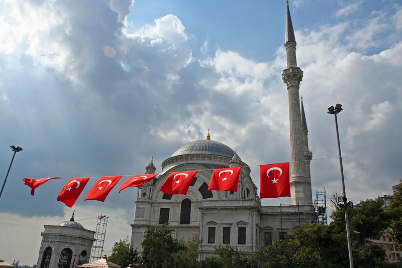 Mosque on the Bosphorus