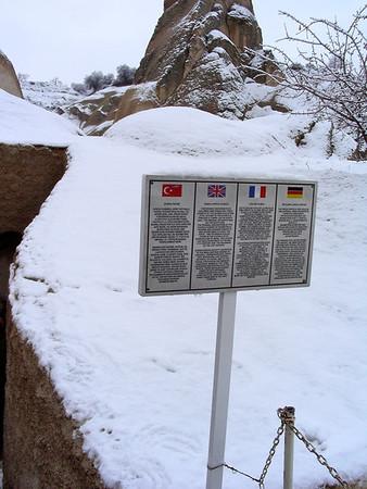 Capodoccial Monastic Valley