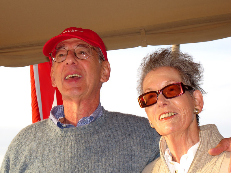Herb and Nancy