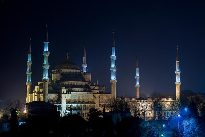 Blue Mosque.