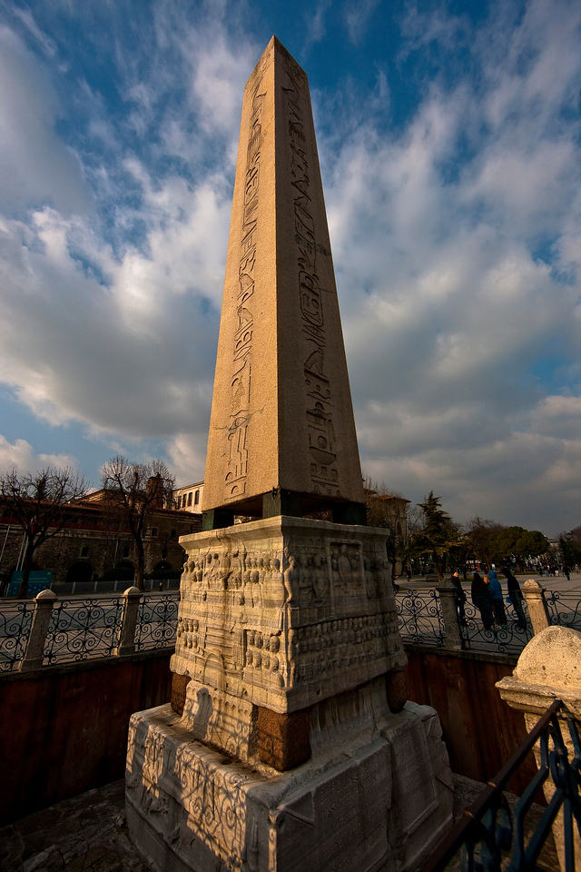 Column of Theodosius.