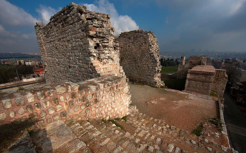 Theodosian Walls.
