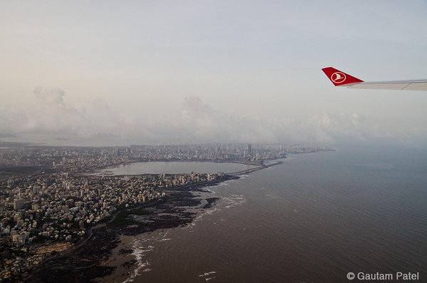 Leaving Mumbai : Turkey June 2012
