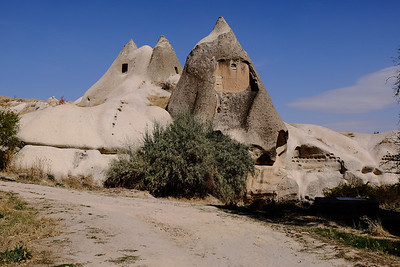 Hiking Through Pigeon Valley to Uchisur and the White Valley - Cappadocia, Turkey.