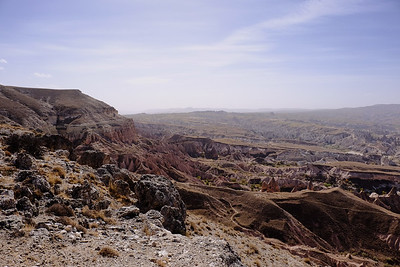 View to Red Valley.