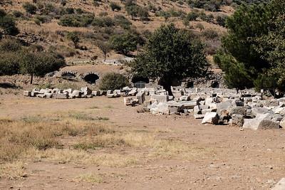 The Fountain of Laecainus Bassus (Hydrekdocheion).