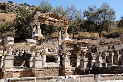 Fountain of Trajan.