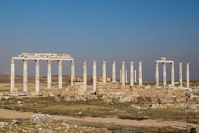 North (Sacred) Agora.