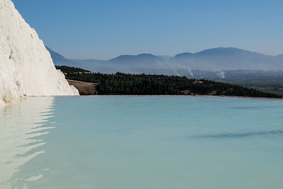 Thermal waters.