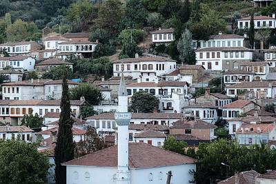 Ottoman style houses.