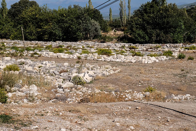 Remains of the Agora.
