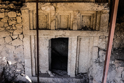 Tomb currently being excavated.