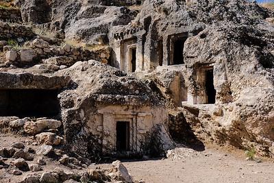 The Necropolis.