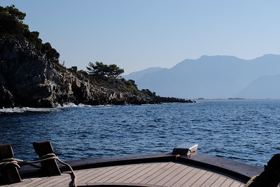 Heading over to Iztuzu Beach (Turtle Beach) and the Dalyan River - Marmaris, Turkey.