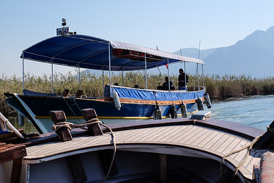 Along the Dalyan River - Marmaris, Turkey.