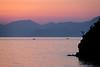 Morning in Semizca Bay, Turkey.