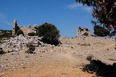 Ruins of Ancient Lydae.