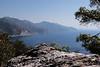 Hiking paradise Island (Nimara Peninsula) - Marmaris Bay, Turkey.