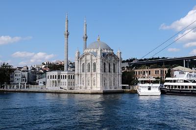 Ortakoy Mosque - 1854.