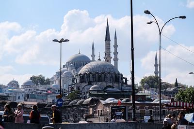 New Mosque, 17th century.