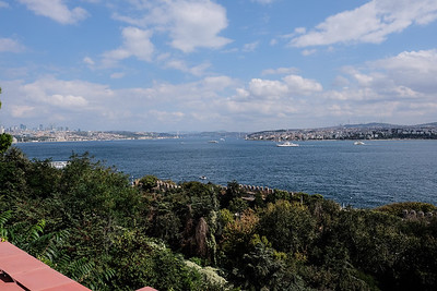 The Bosphorus.