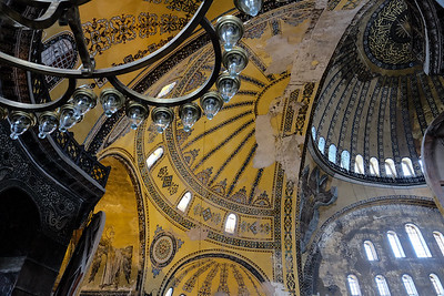 Haghia Sophia, Sultanhamet Square - Istanbul, Turkey