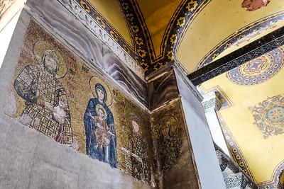 12th century mosaic.