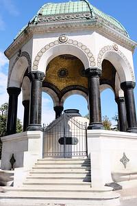 The German Fountain.