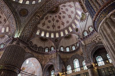 Beautiful İznik tile.