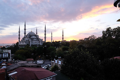 The Blue Mosque, Sultanahmet Square - Istanbul, Turkey.