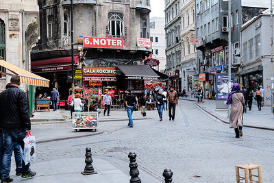 Old town Istanbul.