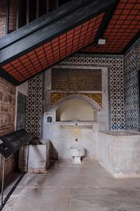 Harem baths.