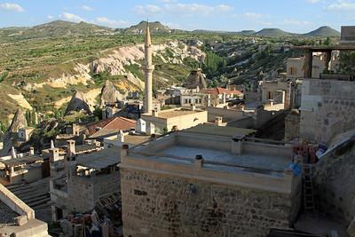 Uchisar, Cappadocia.