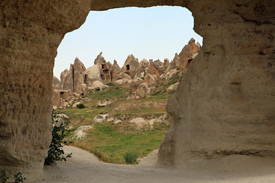 Goreme Open-Air Museum.