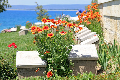 Beach Cemetery, ANZAC Cove.