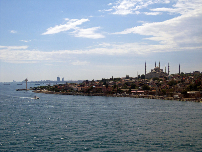 Istanbul, Turkey<br /> Starting point for the cruise