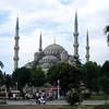 The Blue Mosque<br /> built between 1609 and 1616