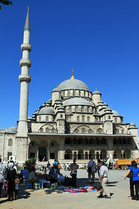 The New Mosque.
